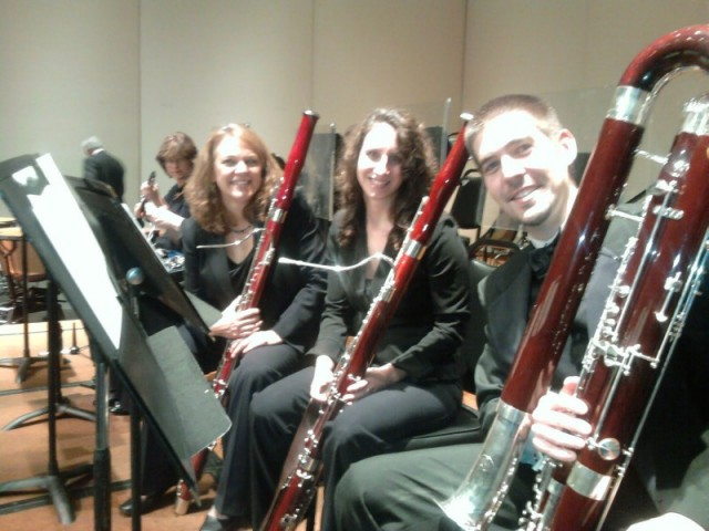 Brahms 3 bassoon section