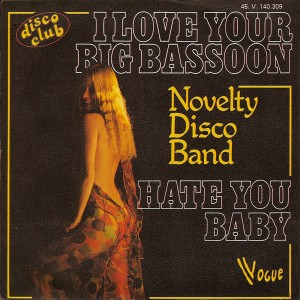 I Love Your Big Bassoon