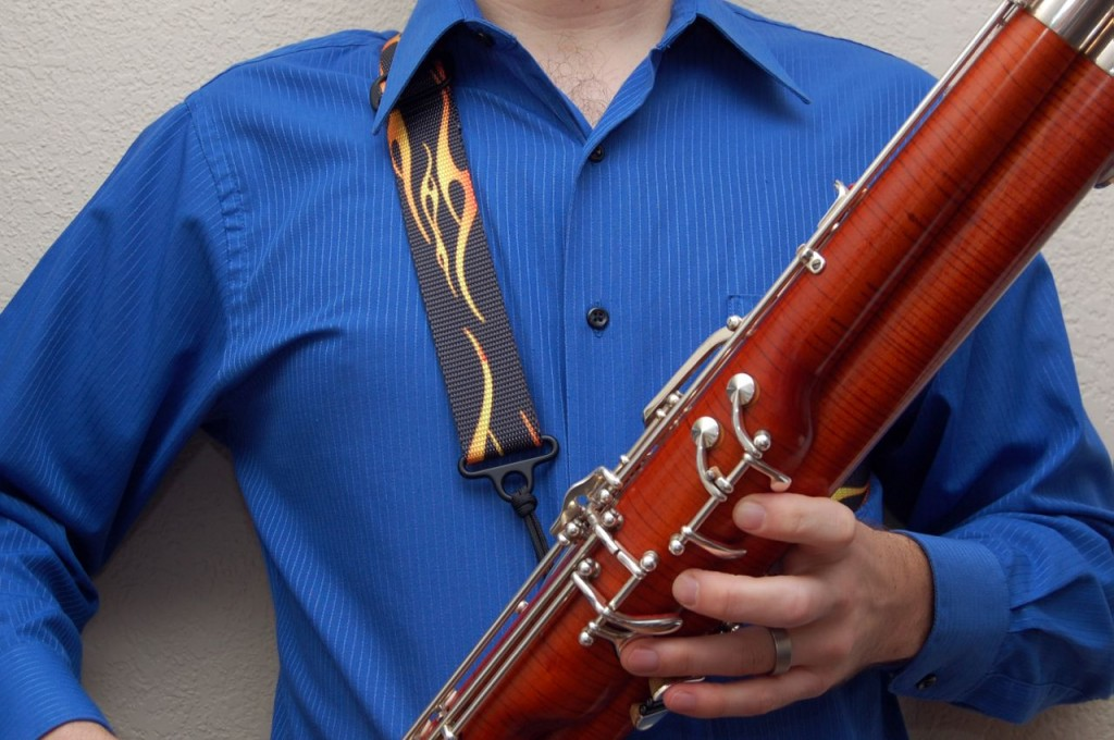 Strap with Bassoon