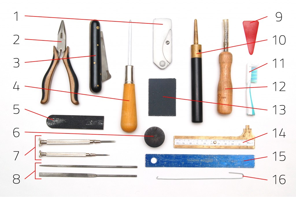 Raily Reed Tools
